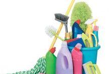 Grand ménage: tous les trucs qu'il vous faut! / Votre maison n'aura jamais été si propre!