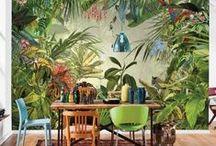 Décors inspirés de la nature / Laissez-vous transporter par ces décors qui évoquent la nature avec brio!
