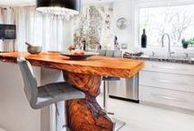 Îlots de cuisine / Trouvez des îlots qui s'agencent à tous les styles de décor!
