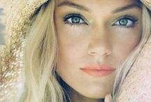 Beauté - inspiration maquillages d'été! / Pour trouver des idées de maquillage pour cet été!