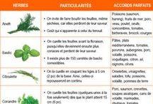 Fines herbes en valeur