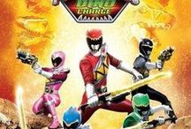 power rangers / power rangers dino super charge