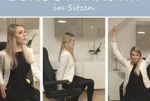 Office Gymnastics / Bürogymnastik / Office Gymnastics / Bürogymnastik / Bürosport / Fit im Büro / Büro Fitness / Office Workout