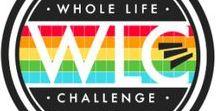 Whole life challenge / Whole life challenge: no alcohol, clean eating, daily exercise, no processed food, 2-3 liters of water per day Lebenschallenge: Kein Alkohol, gesundes Essen, tägliche Bewegung, keine stark verarbeiteten Lebensmittel 2-3 Liter Wasser pro Tag