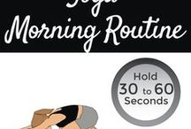 Morning Routine / Morgen Routine / Morning Routine / Morgen Routine / Morning Workout / Morning workout before shower / Morning fitness / Fitness am morgen / Sanfter Morgen / Morgen Workout / Weak up Routine / Aufwach-Routine