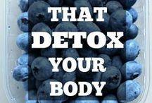 Detox Recipes / Detox Rezepte / Detox Recipes / Detox Rezepte / Healthy recipies