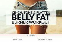 Flat Stomach / Flacher Bauch / Flat Stomach / Flacher Bauch / Flat Belly /Workout / Fat belly burning food