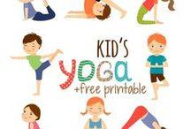 Kid's Yoga / Kinder Yoga / Kid's Yoga / Kinder Yoga / Yoga for kids / Yoga für Kinder