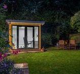 Garden Studio / The UK's leading Garden Studio designer, manufacturer and installer. Part of the Green Retreats family companies. The perfect home studio...