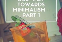 Decluttering and Minimalism Tips - {a} Mindful Home / Decluttering ideas | decluttering home | decluttering ideas feeling overwhelmed | decluttering ideas minimalism | decluttering home feeling overwhelmed | minimalism lifestyle | minimalism home | minimalism with kids | minimalism tips | minimalist bedroom | minimalist living | minimalist home