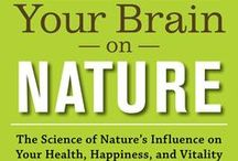 Nature & Mental Health - {a} Mindful Mind / Benefits of nature | benefits of nature walks | benefits of nature play | nature benefits | nature benefits for kids | nature and mental health