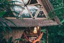 Eco Cabin Ideas / Inspiration to build our own Eco Cabin
