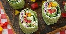 Aperitivi & Spuntini / Sfizi dolci e salati per i nostri spuntini o per le occasioni speciali, sani e vegetariani.