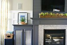 beautiful homes and rooms / Bedrooms, kitchens, home decor, design inspiration, amazing spaces, and all the above!  www.45rockhill.com  / by Mandi Jean | 45 & Oak