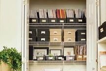organizational wonders! / by Mandi Jean | 45 & Oak
