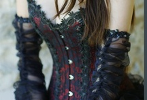 all laced up - corsets / by Yvonne Becker