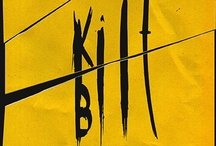 Design: Minimalist Posters / by Nathan Cavanaugh