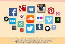 Social Media / by Vishal B Iyer
