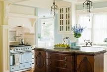 kitchens to love... / by Sherri McCarthy