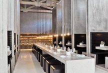 Design | Hospitality / Restaurants, retail & commercial spaces / by Jackie Grogan