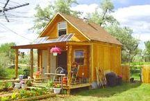 Strawbale!!!! and Tiny Houses / by Asa Jones