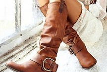Boots, Boots And More Boots / by Tami Sasson