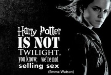 Harry Potter / by Yvonne Becker