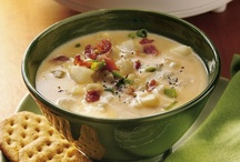 soups are good for the soul / by Yvonne Becker