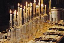 Winter Table Decoration