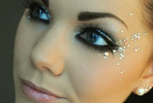 white angel makeup - Google Search | DHB 2013 | Pinterest
