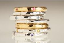 Ethical Wedding Rings / Wedding rings for both bride and groomm, designed, created and often hand made by jewellers who care about where their gold, silver, platinum, diamonds and stones come from.