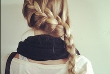 Hairstyle.