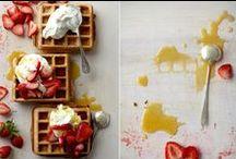 Food {eaten & messy}