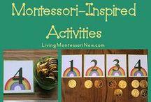 Montessori Activities / by Jess Madri