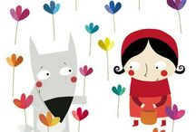 Kids Illustrations / by Jess Madri