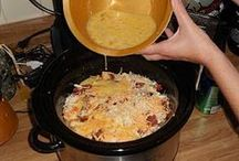 What a bunch of Crock (pot meals) / by Nicole White