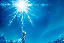 FROZEN / Best movie ever / by Mary Henson