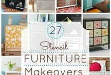 Rehabbed Furniture / by Jess Madri