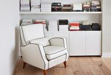 Home Office & Reading Nook / Designing my office!