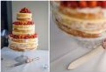 Wedding Cakes / All the wonderful wedding cakes we come across