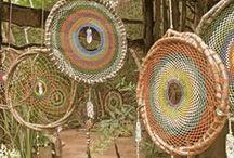 weavings ❤ macrame❤ dreamcatchers❤