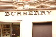 Burberry / Burberry stole my heart with Emma Watson's campaign and Burberry Acoustics.