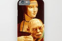 Covers for iPhone and iPod