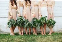 Greenery & Foliage Wedding Inspiration / Green | Leafy | Foliage | Greenery | Natural | Leafy | Green Bouquets | Fernery | Tonals