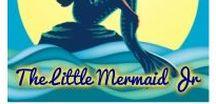 Kostymeinspirasjon - Den lille havfrue