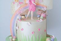 Super Cute Designer Cakes / Our favourite designer celebration cakes - super cute and the perfect inspiration for a kids birthday party or for a super cute baby shower or first birthday!  #birthdays #babyshowers #supercute #cute #babies #kids #parties #cakes #birthdaycakes #celebrationcakes #partyideas