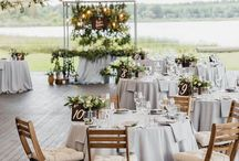 Stylish Wedding Venue Ideas / Wedding a Reception Ideas - gorgeous ideas on how to style your wedding reception and ceremony