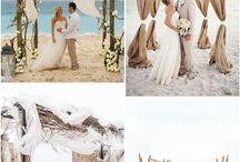 Beach Weddings / Ideas for a beach themed wedding
