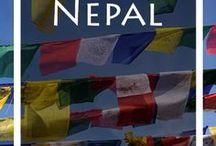 Travel in Nepal / Embark on a magical journey into the simple and spiritual country of Nepal.  Whether you choose to visit the area where Yoga was founded, take a challenging trek through the Himalayan Mountains, or just chill in the mountain town of Pokhara, find all Nepal travel advice here!