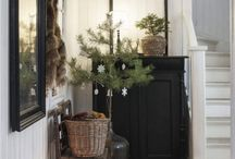 My Winter decor ideas